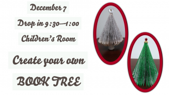 Book tree event